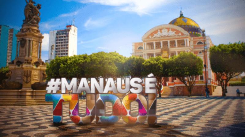 Manaus é tudo