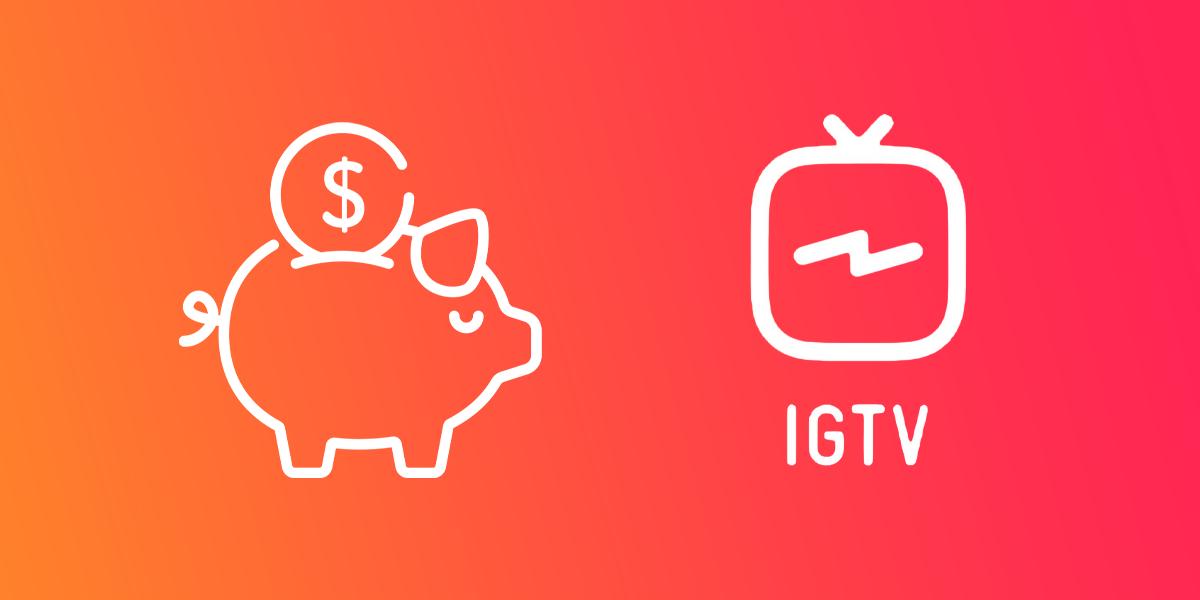 Instagram testa monetização para o IGTV