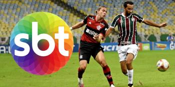 SBT fecha com o Flamengo e transmite final do Campeonato Carioca