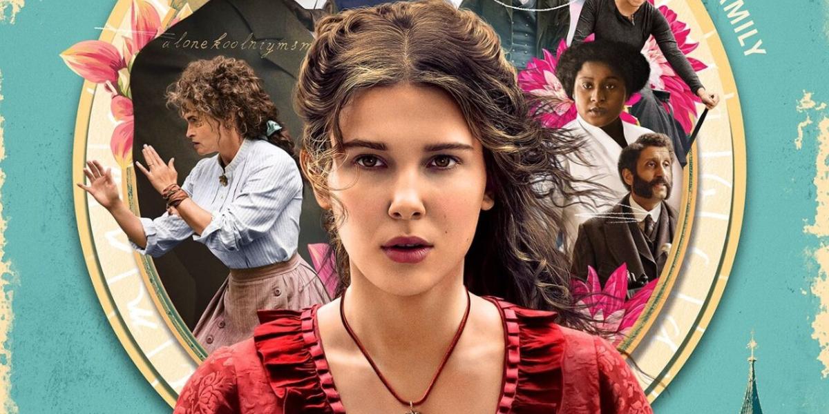 #MercadizarIndica: 'Enola Holmes', lançamento da semana na Netflix