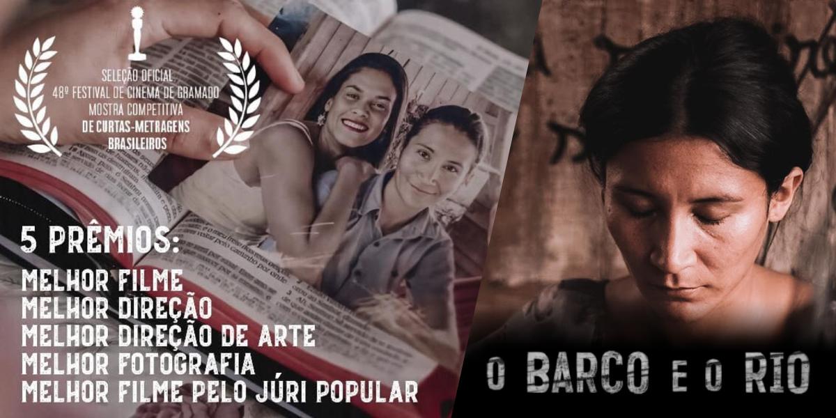 Curta-metragem manauara 'O Barco e o Rio' ganha prêmio de Melhor Filme no Festival de Gramado