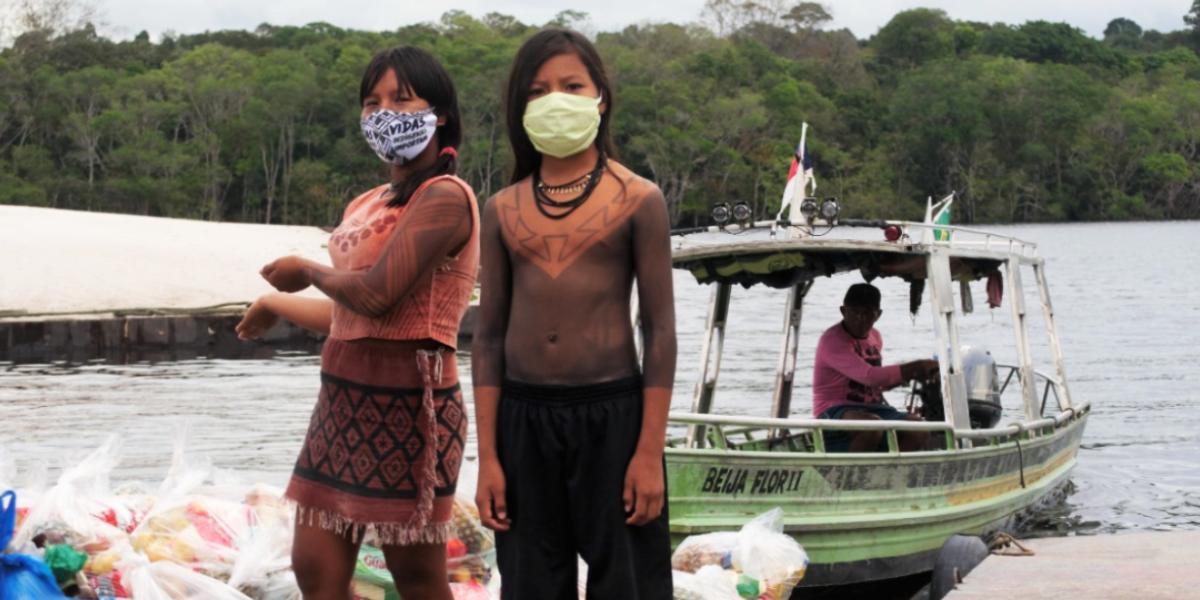 Projeto da FAS garante soluções para saúde indígena na Amazônia