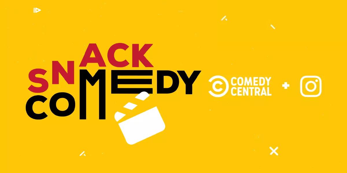 Instagram e Comedy Central lançam série de humor no reels
