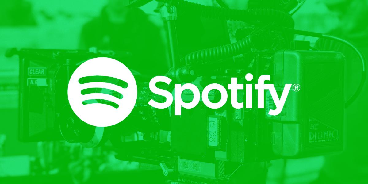 Spotify anuncia parceria com estúdio para transformar podcasts em séries e filmes