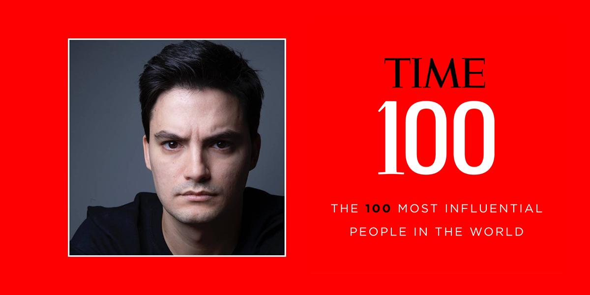 Felipe Neto é eleito uma das 100 pessoas mais influentes do mundo pela Time