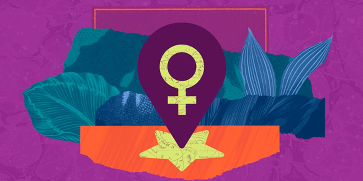 Instituto AzMina lança Mapa das Delegacias da Mulher