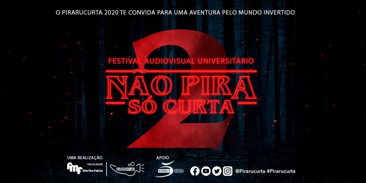 Pirarucurta, festival universitário de audiovisual da FMF, anuncia segunda edição em novo formato
