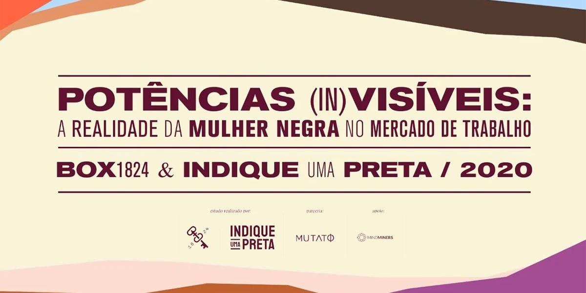 Estudo sobre mulheres negras no mercado de trabalho identifica oportunidades e entraves para inclusão racial no Brasil
