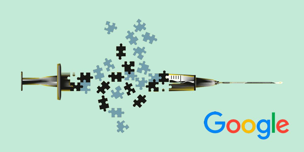 Google cria fundo para combater desinformação sobre a vacina