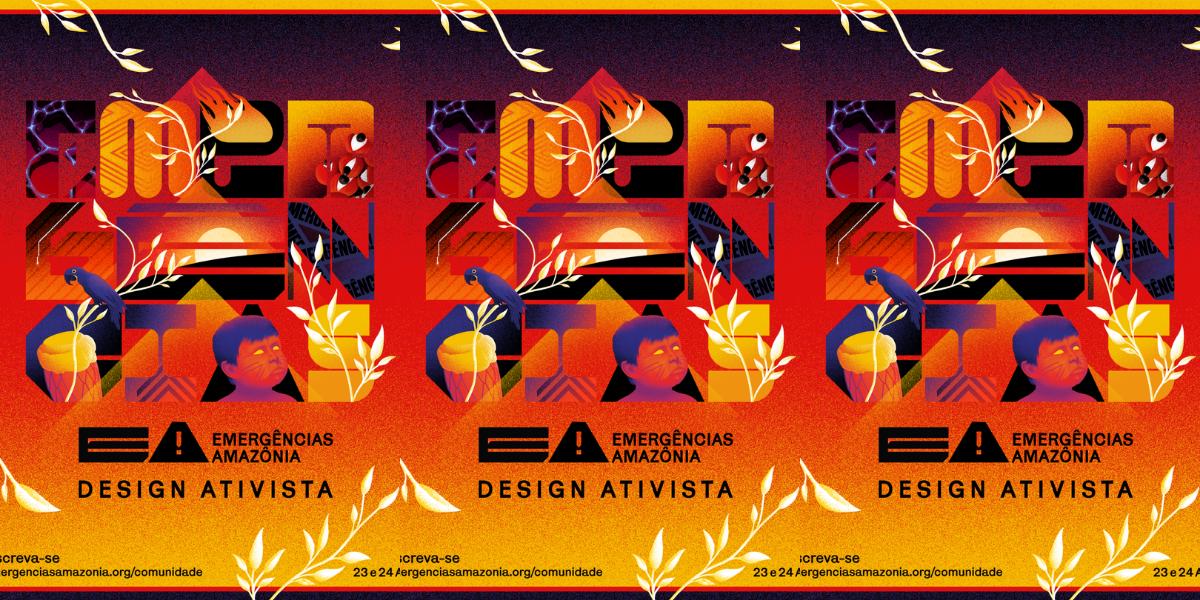 Encontro de Design da Mídia NINJA convoca mobilização pela Amazônia