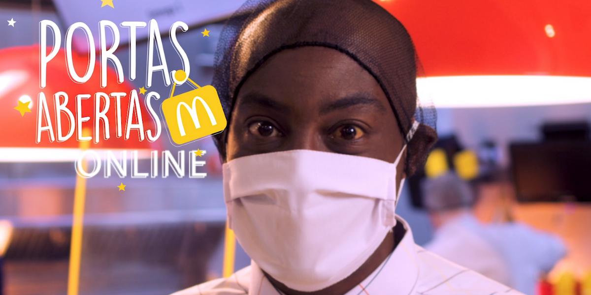 McDonald's lança vídeo com Phellyx e inova em tour virtual pelo restaurante