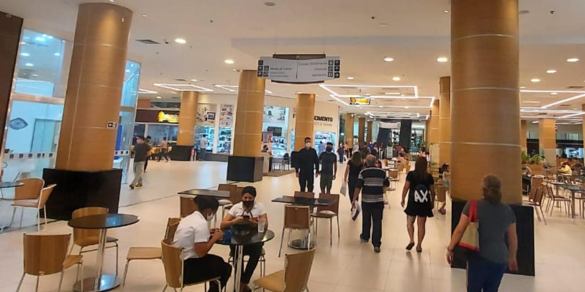 Millennium Shopping presenteia clientes com ecobag colecionável