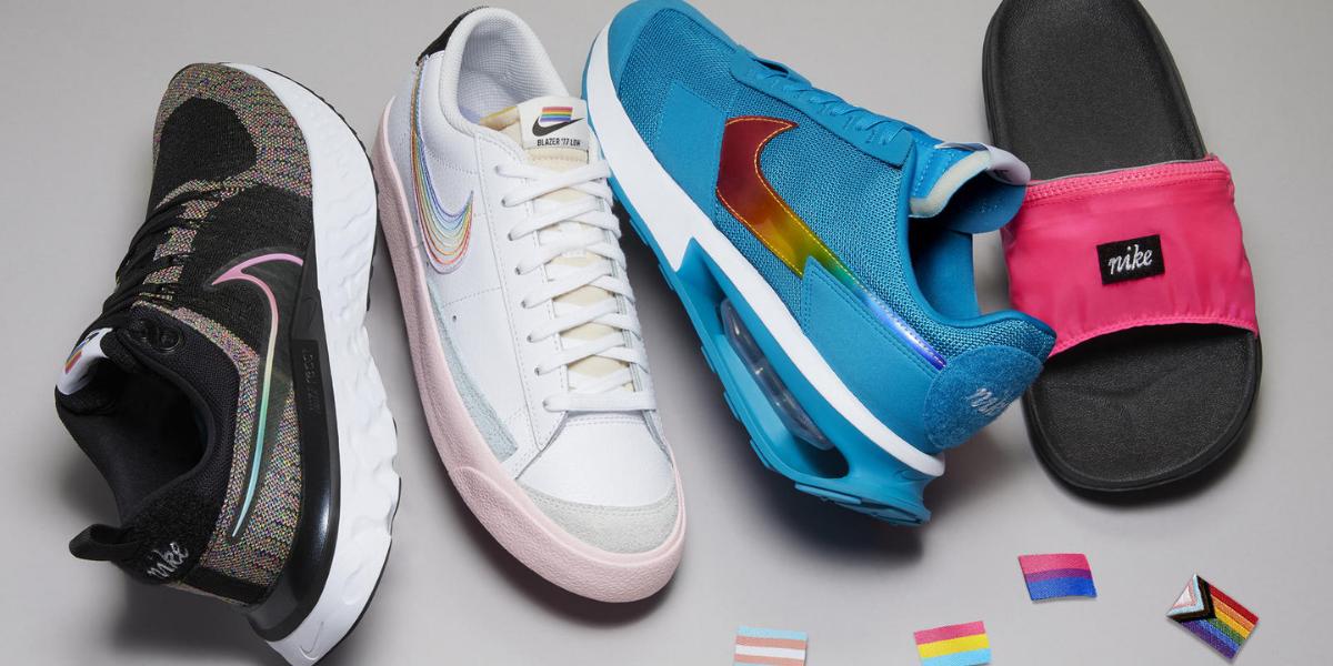 Nike lança nova coleção inspirada no Orgulho LGBTQIA+