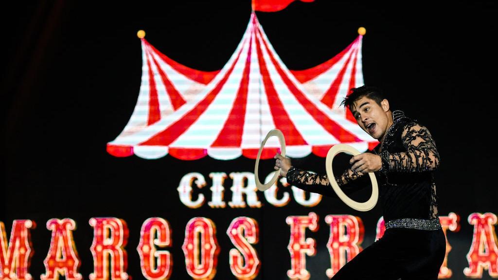 Circo Marcos Frota anuncia fim de temporada em Manaus e promove sessões extras