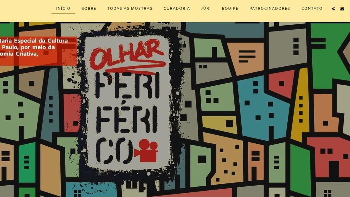 Festival on-line reúne filmes que retratam periferias do país
