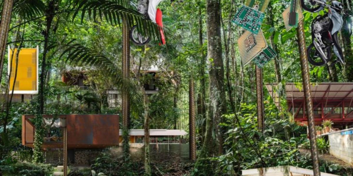 """Coletivo Nama realiza exposição """"Arquitetura resiliente na Amazônia"""" no Musa"""
