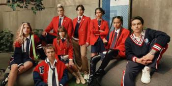Produzido pela Netflix, remake de Rebelde já tem data de estreia para 2022