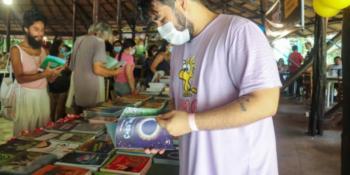 """Manaus recebe """"Manhã Cultural"""" com lançamentos de livros e exposições"""